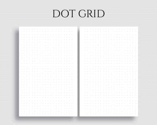 graphic relating to Dot Grid Printable identify Dot Grid